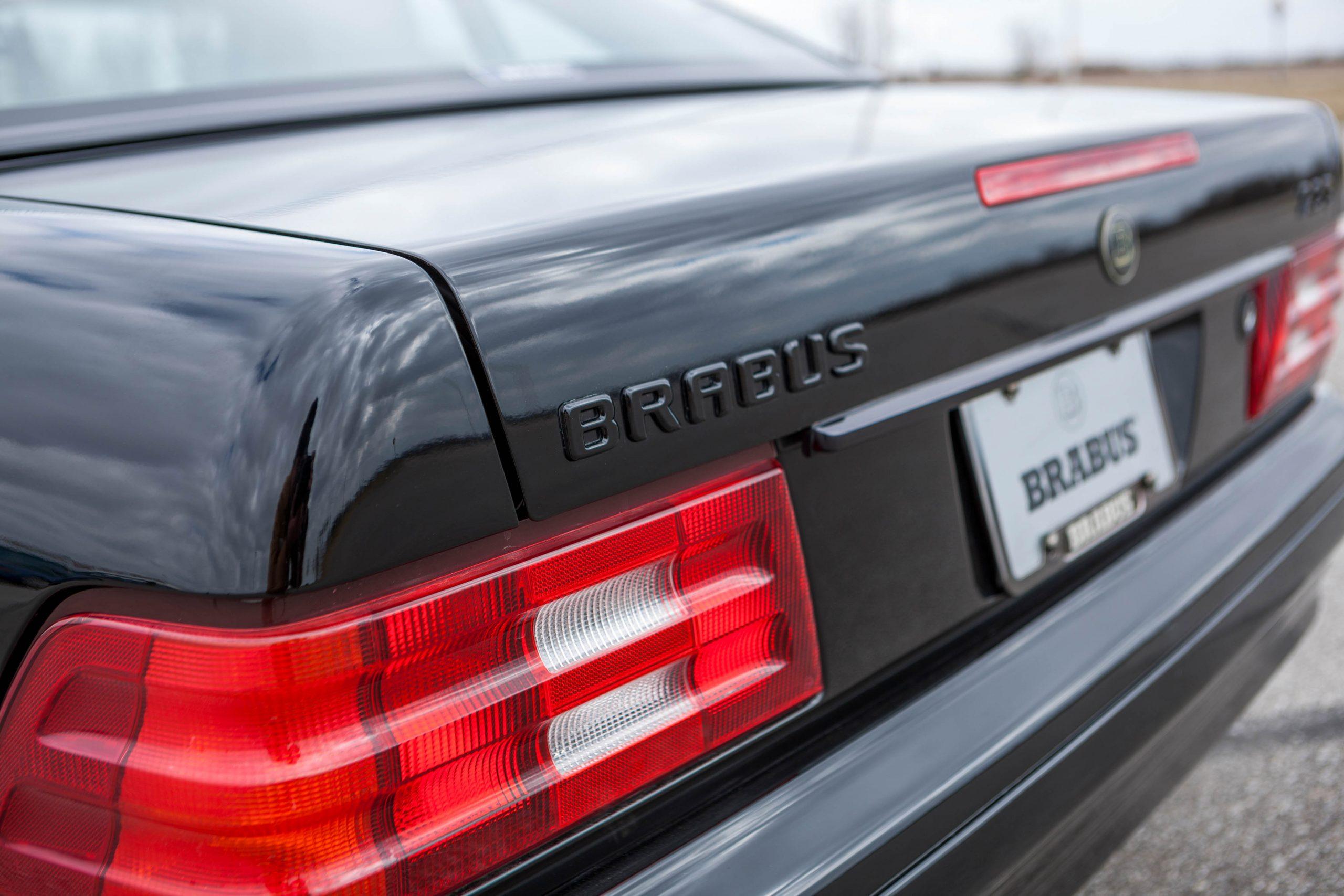 1999 Mercedes-Benz Brabus 7.3 S