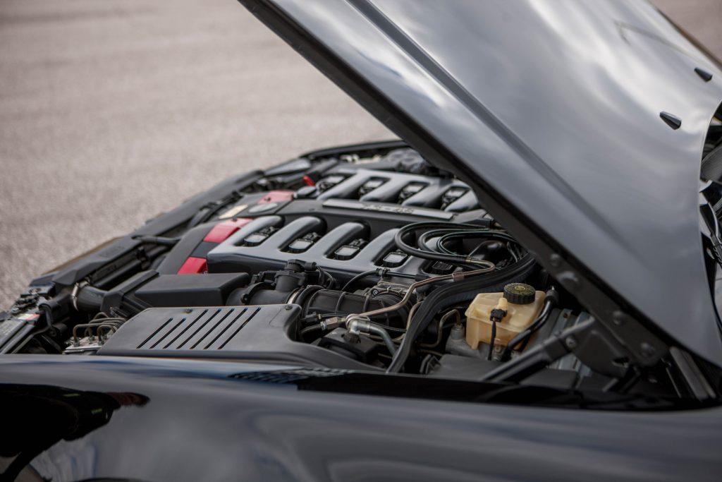 1999 Mercedes-Benz Brabus 7.3 S engine