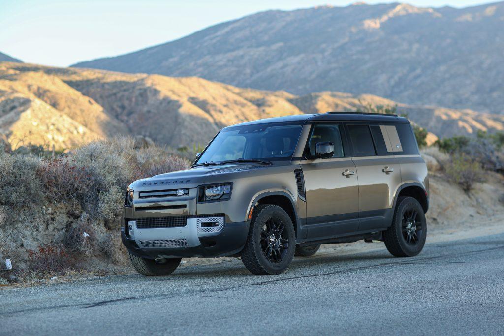 2020 Land Rover Defender Gondwana