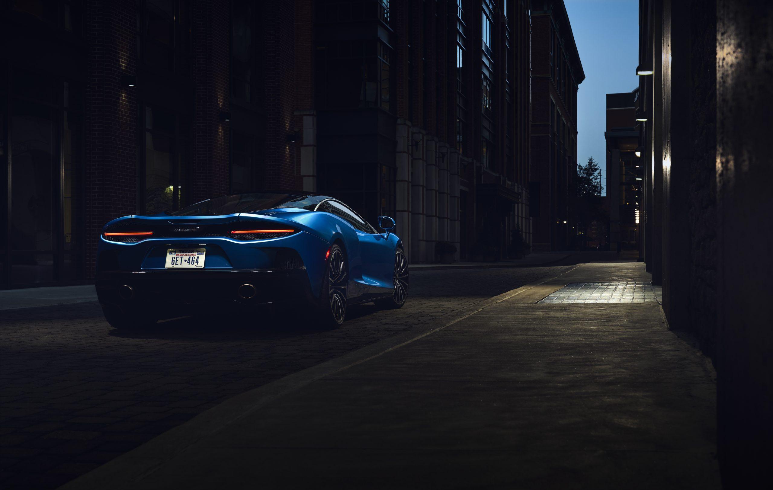 2020-McLaren-GT_Trahan_0783 rear three quarter