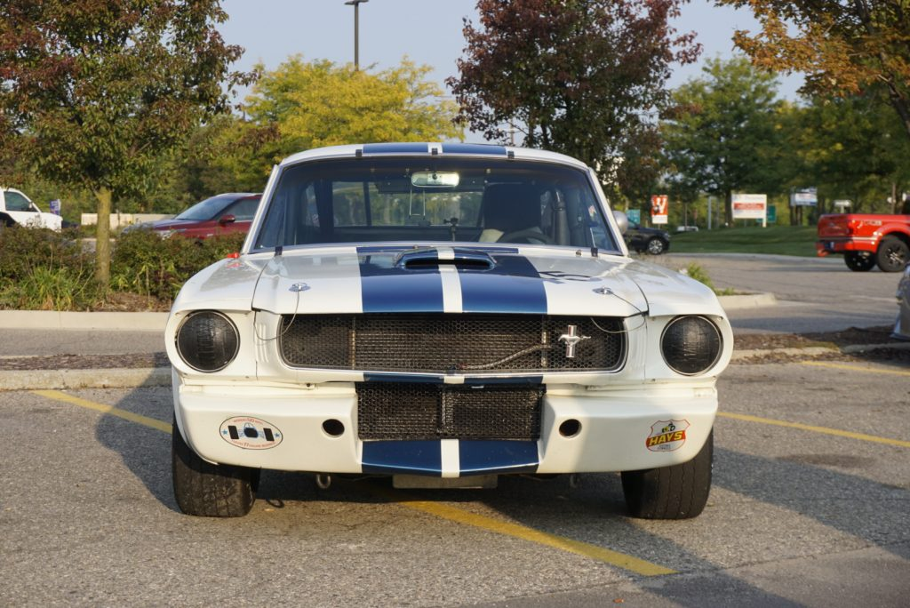 1965 shelby gt350 front