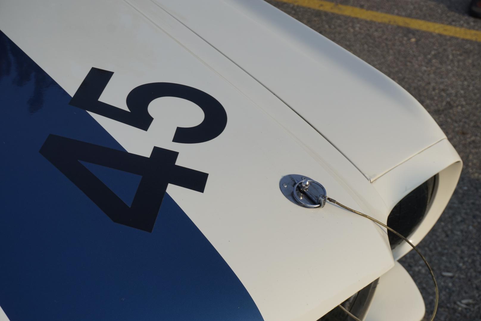 1965 Shelby GT350 hood pin