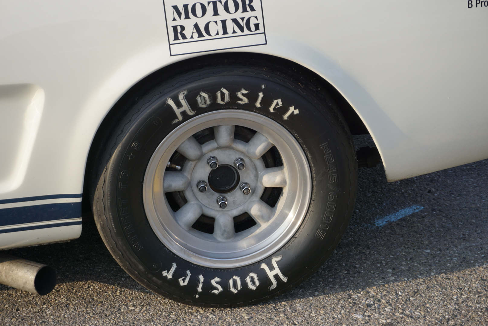 1965 Shelby GT350 Mustang wheel