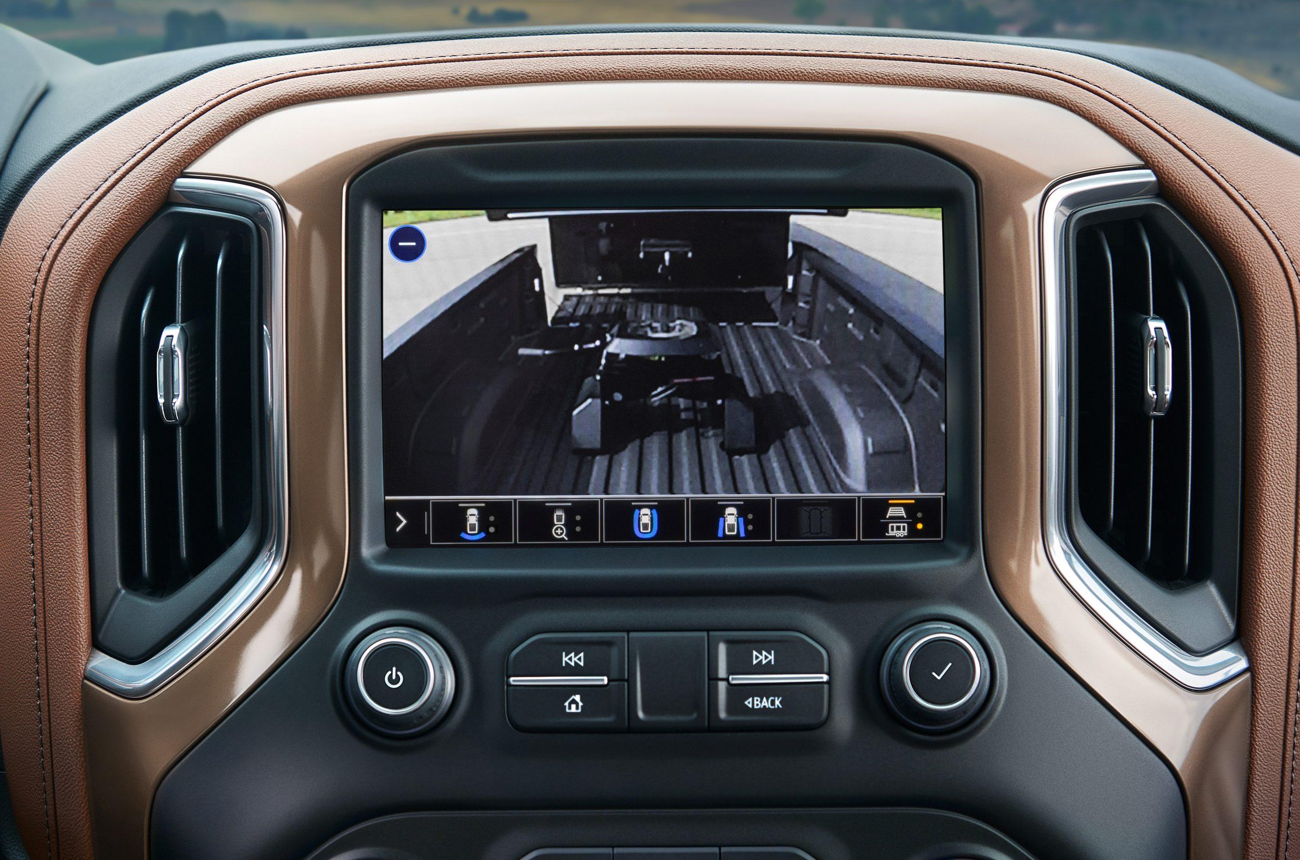 2021 Silverado HD Cargo Bed View Enhancement
