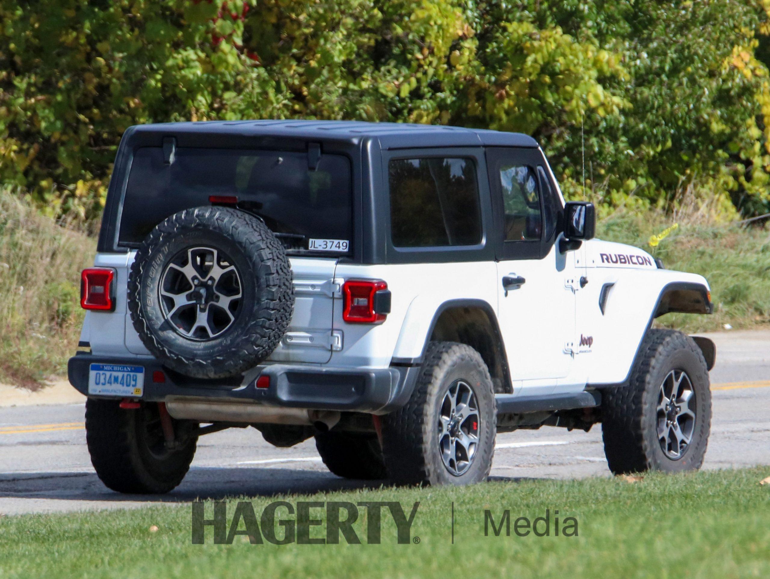 2021 Jeep Wrangler Half Door