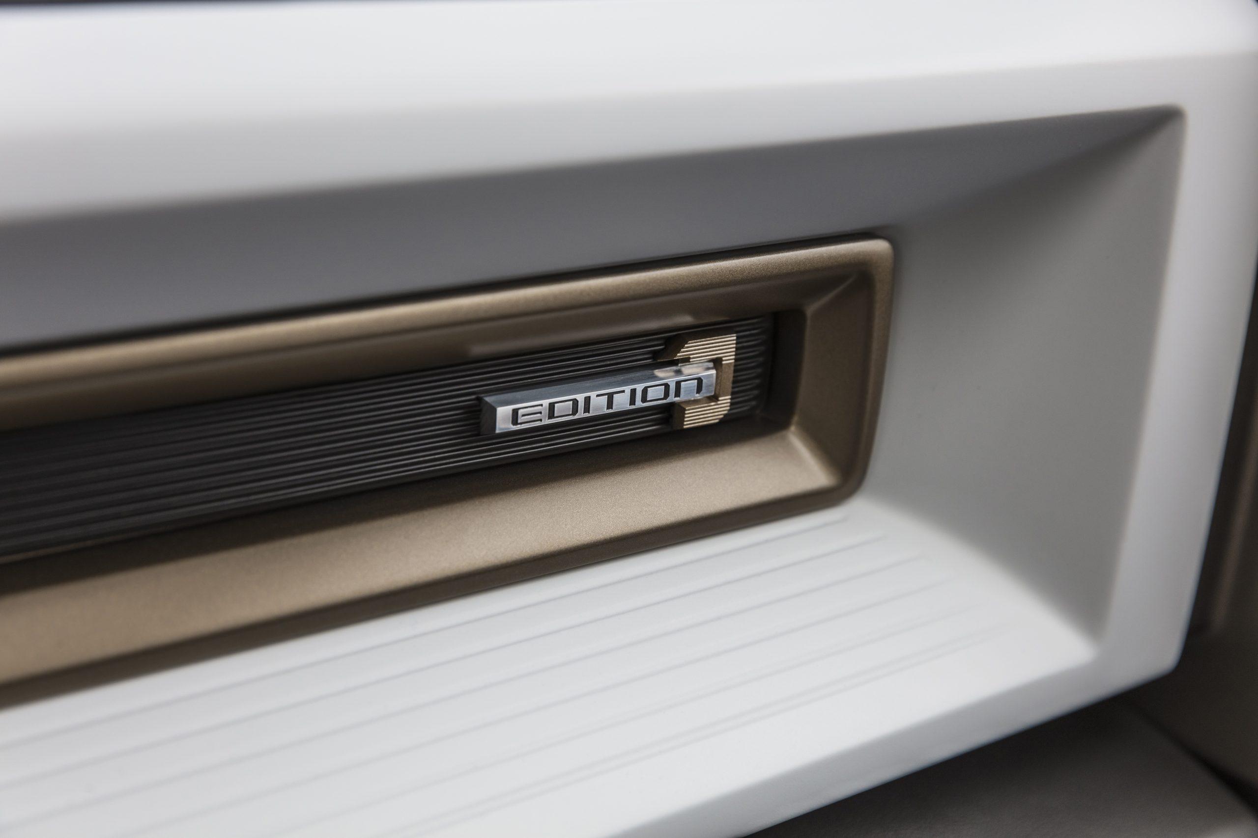 2022 GMC Hummer EV interior detail