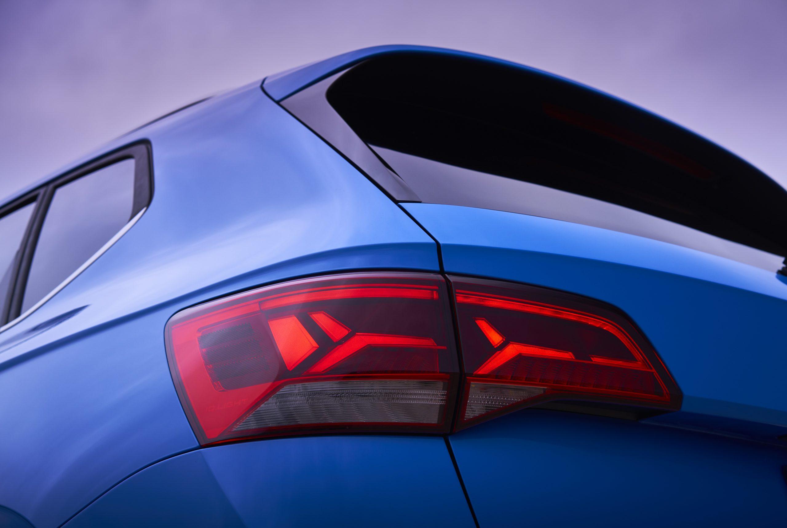 2022 Volkswagen Taos tail lamp