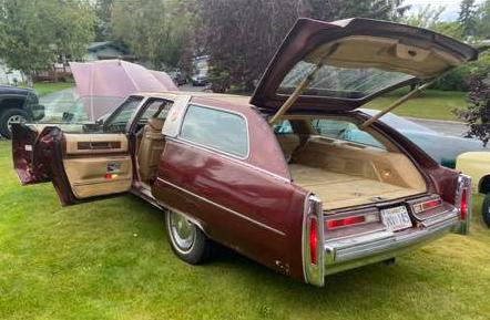 1975 Cadillac Fleetwood Castilian