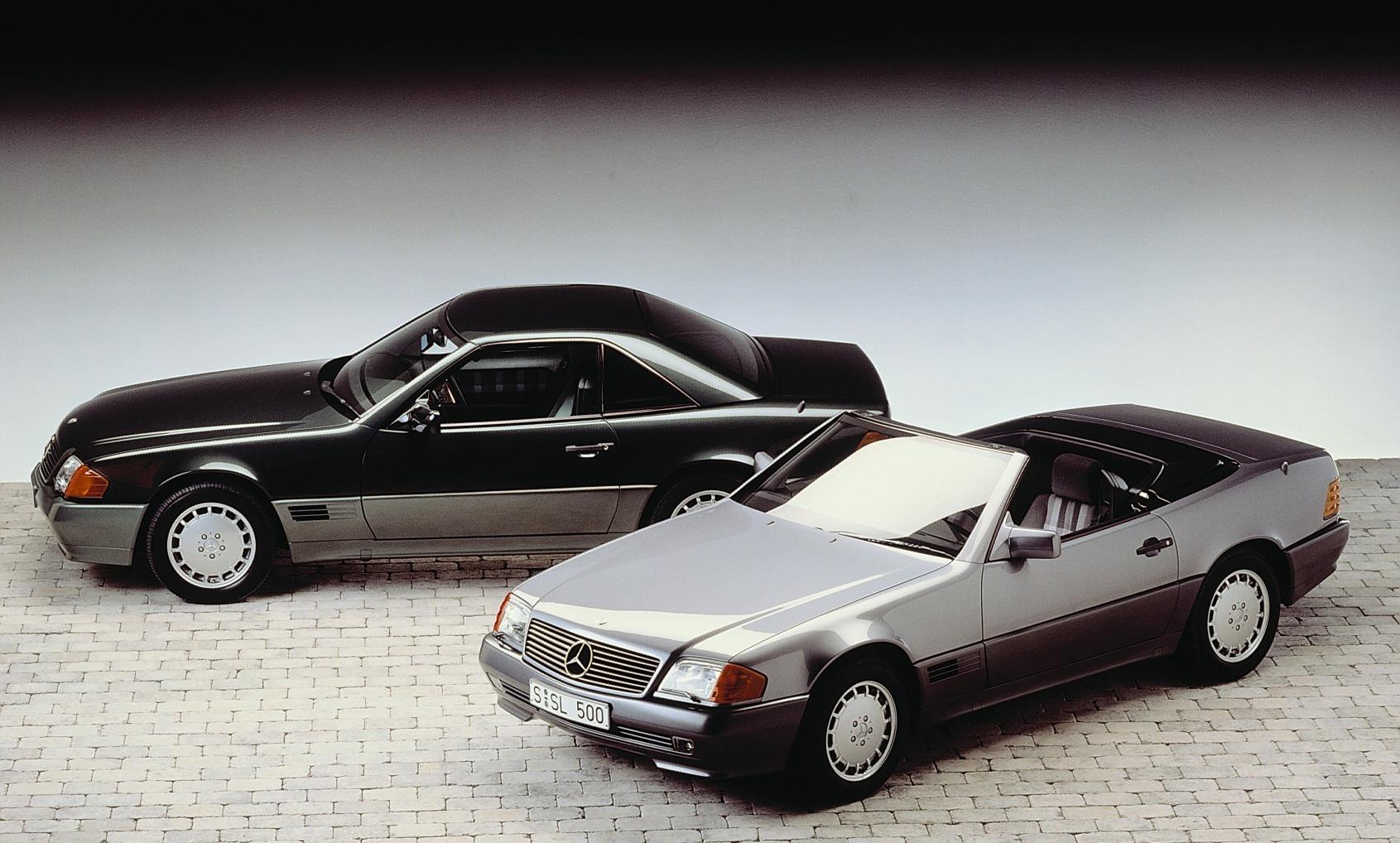 Mercedes-Benz SL r129 Roadsters
