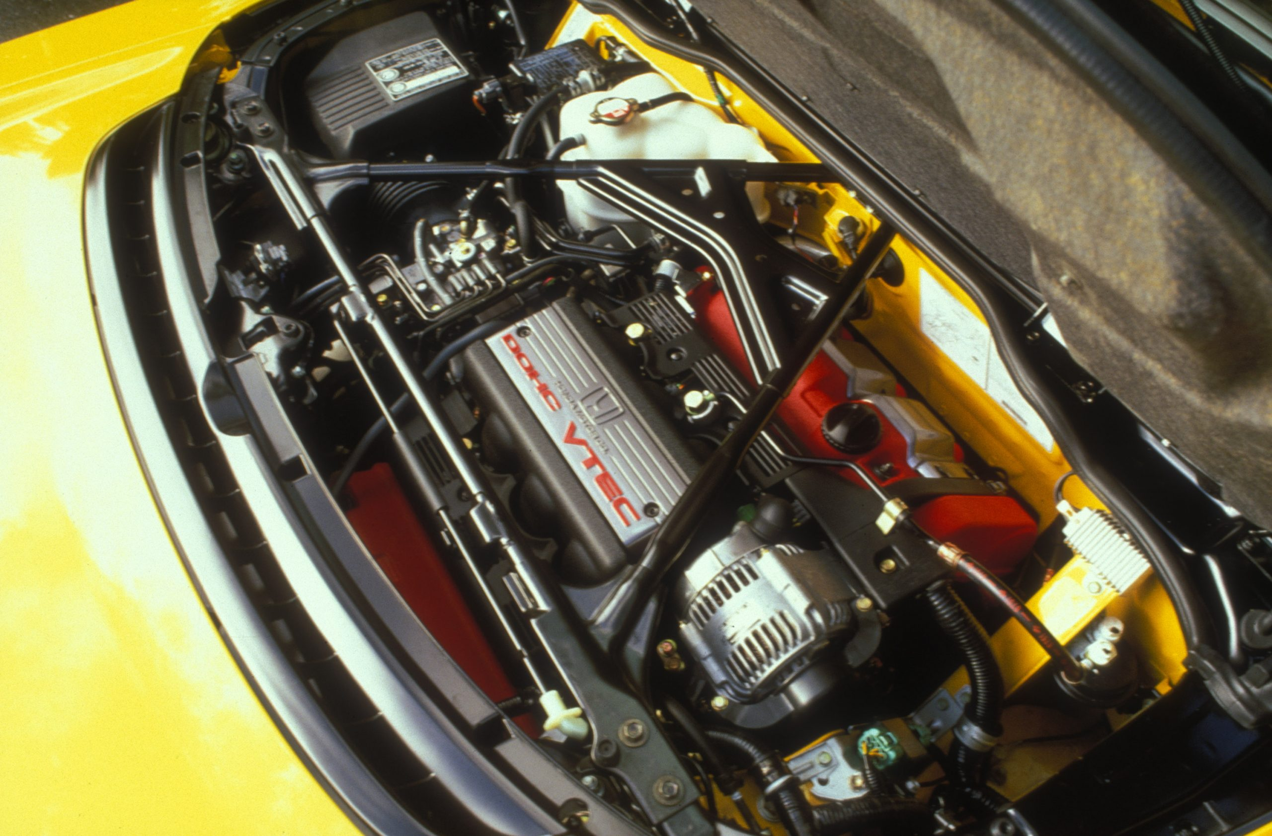 1997 Acura NSX engine