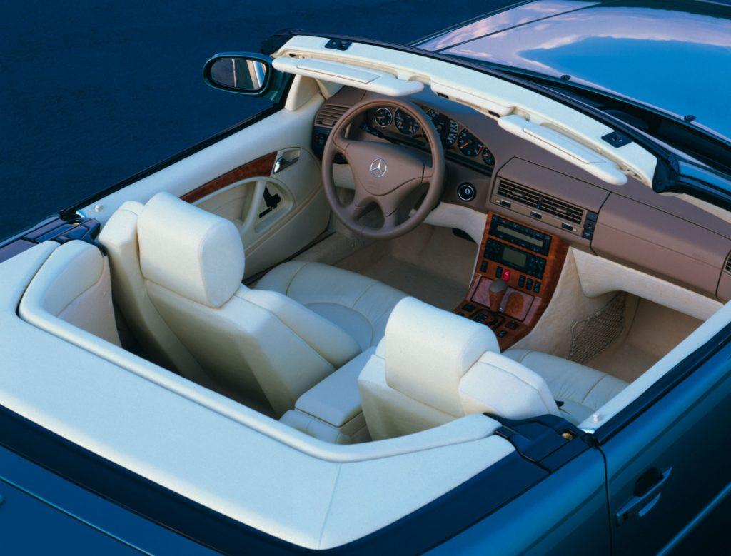 Mercedes-Benz SL-Roadster Baureihe 129