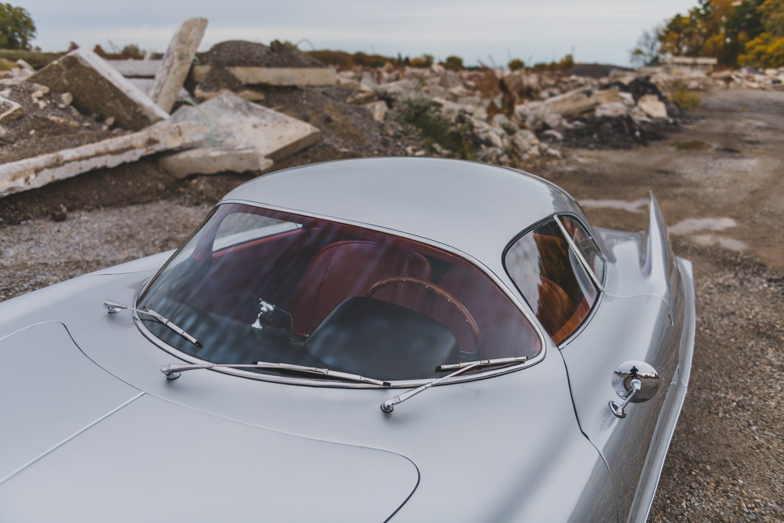 Alfa Romeo Berlina Aerodinamica Tecnica windshield glass