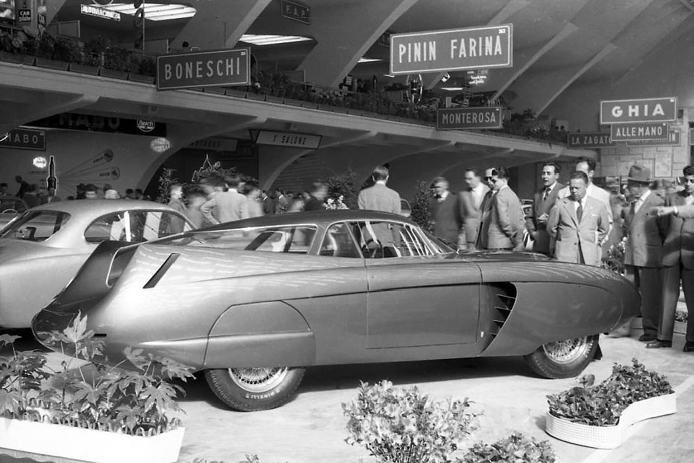 Alfa Romeo BAT 5d Turin Automobile Salon