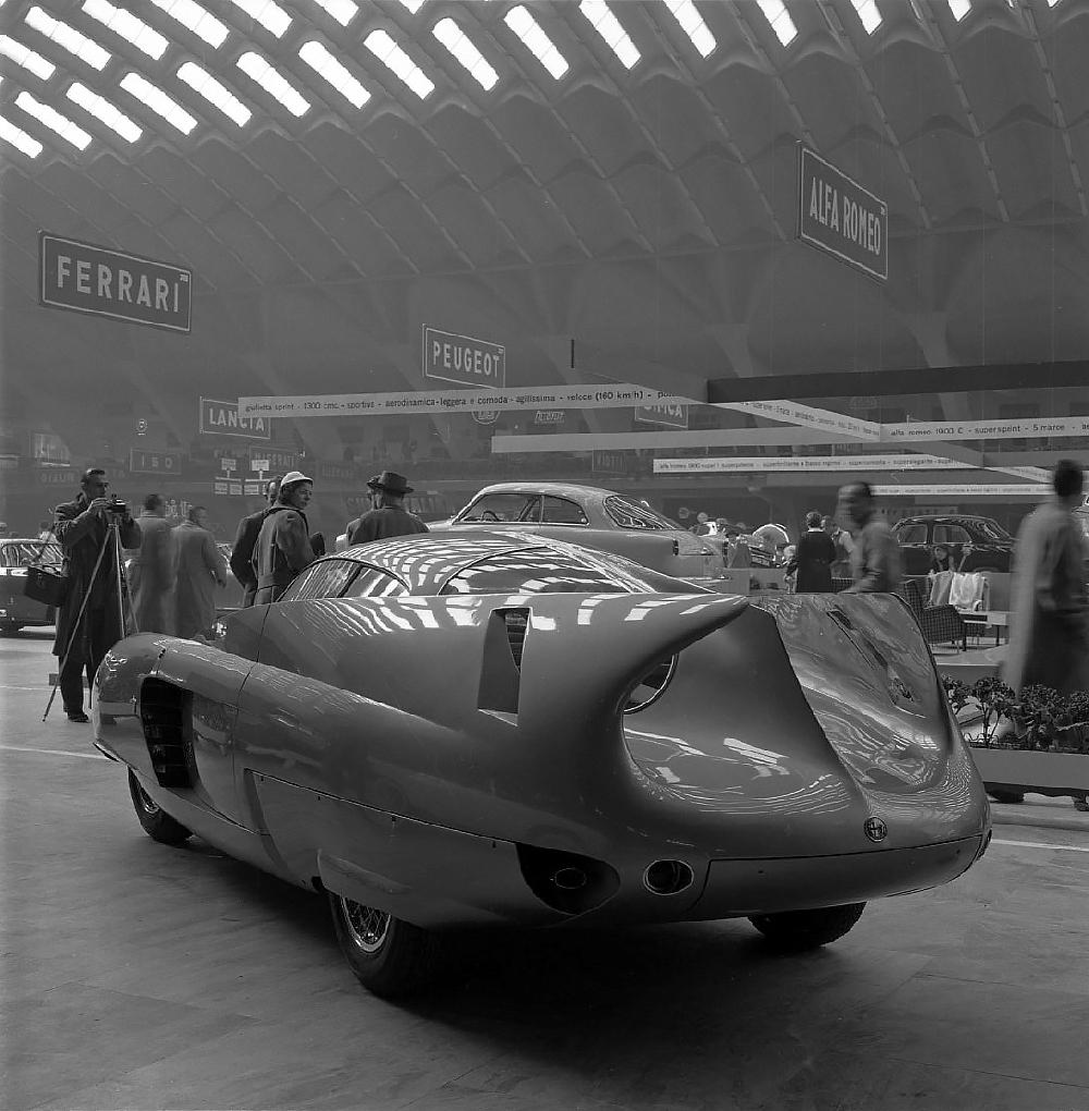 Alfa Romeo BAT 7d Turin Automobile Salon