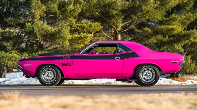 1970 Dodge Challenger T/A 360 six pack