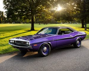 50 Years of Dodge Challenger