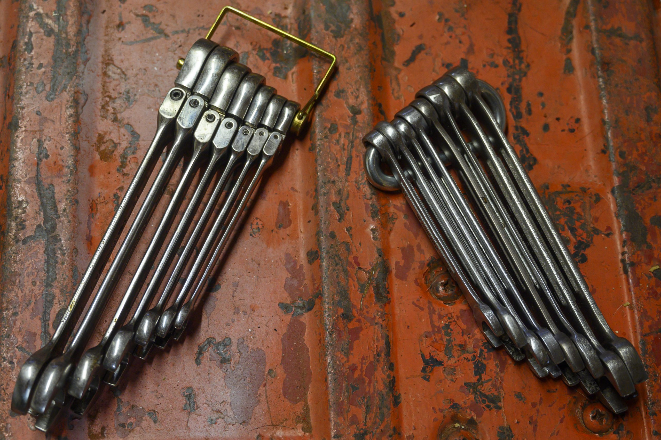 Wrenchin' Wednesday: Wrench organization for the road