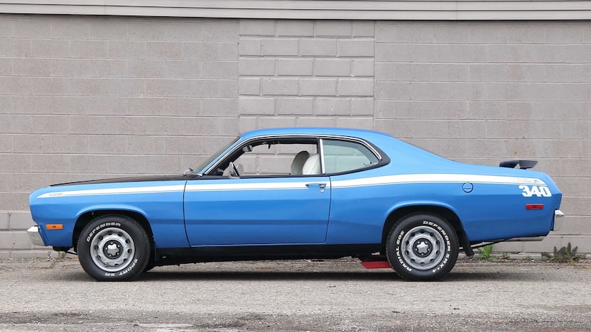 Duster 340 1972
