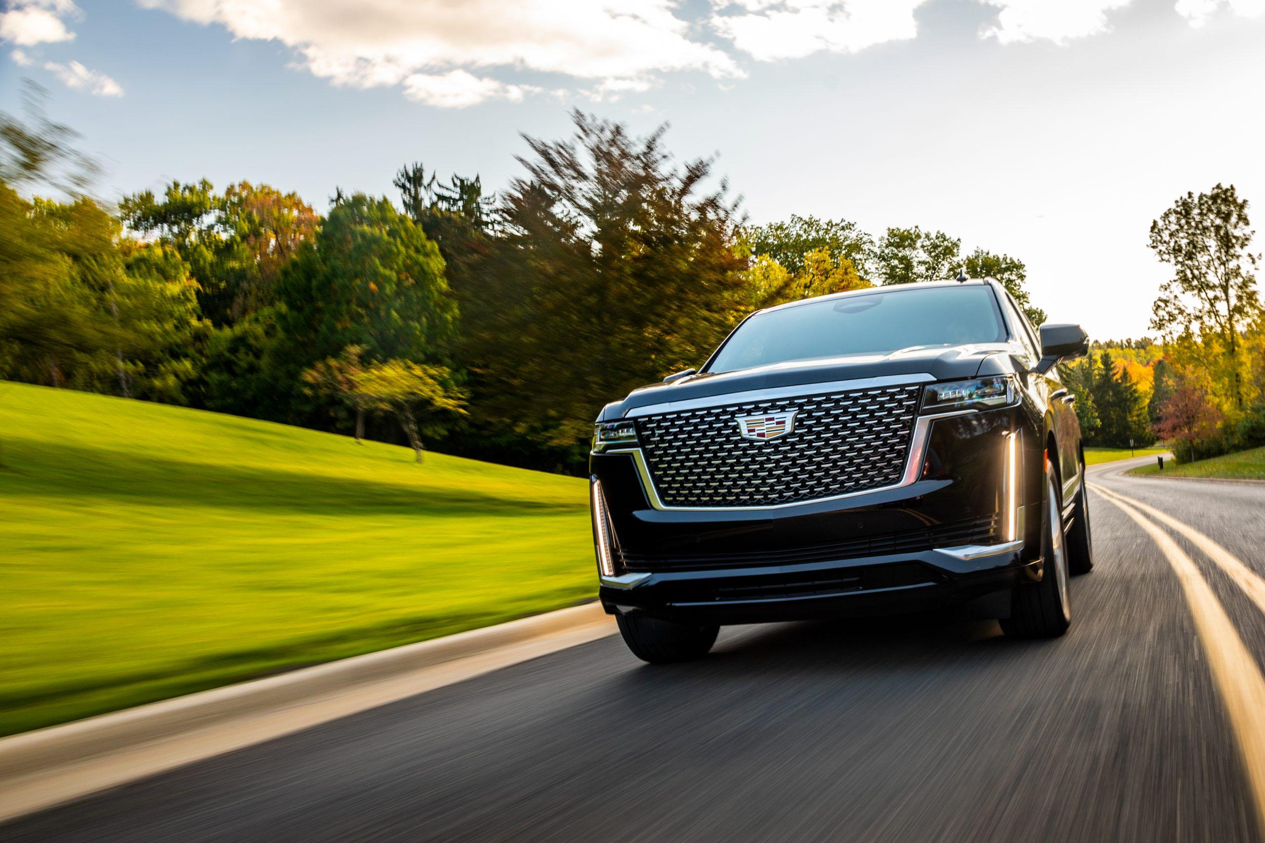 Review: 2021 Cadillac Escalade 2WD Premium