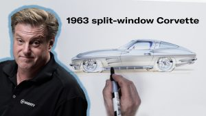 Streamlining the 1963 split-window Corvette | Chip Foose Re-imagines an Icon – Ep. 15