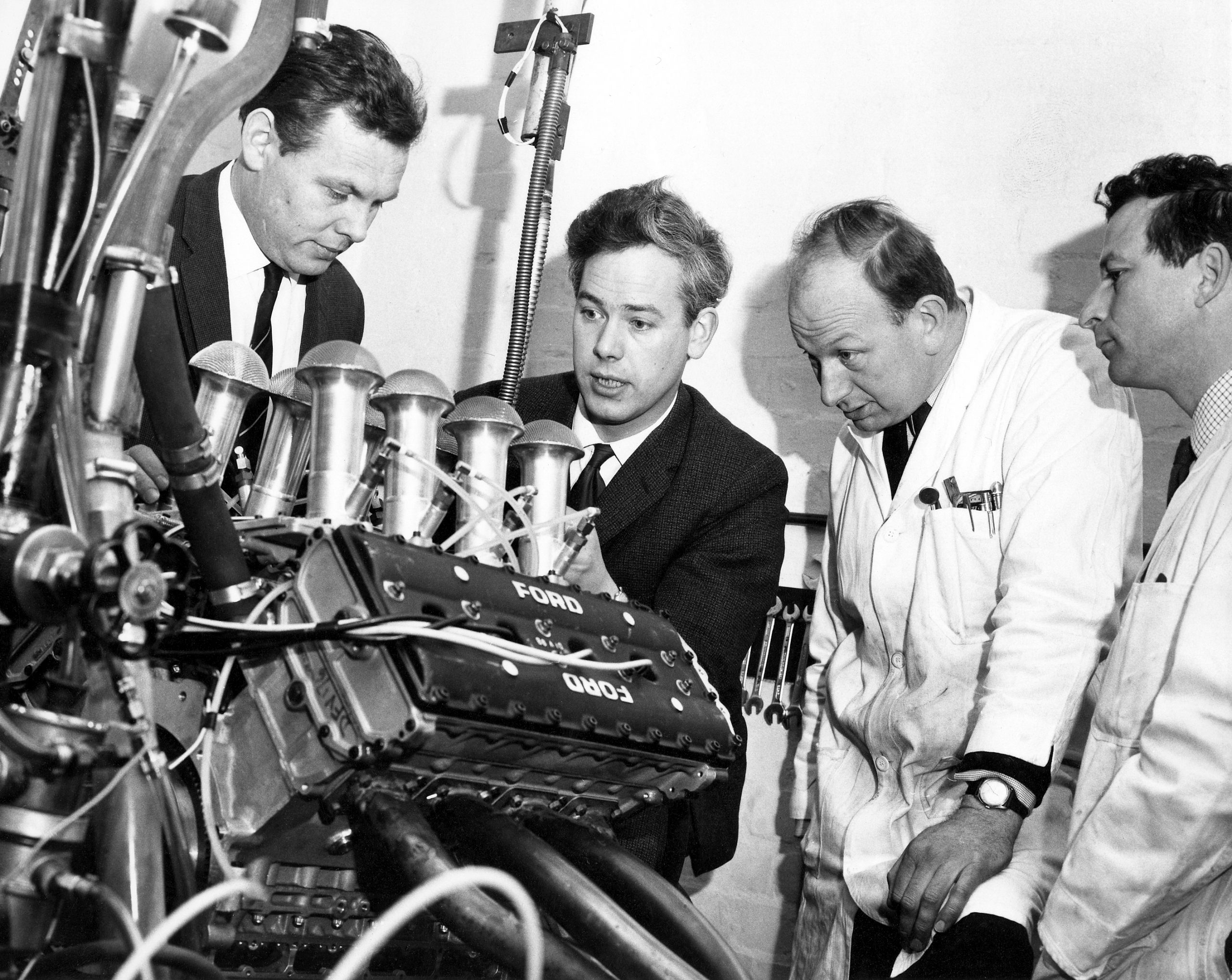 9 of the world's greatest engine designers