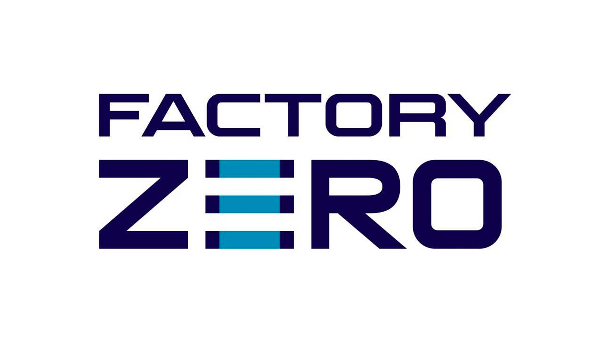 factory zero plant new logo