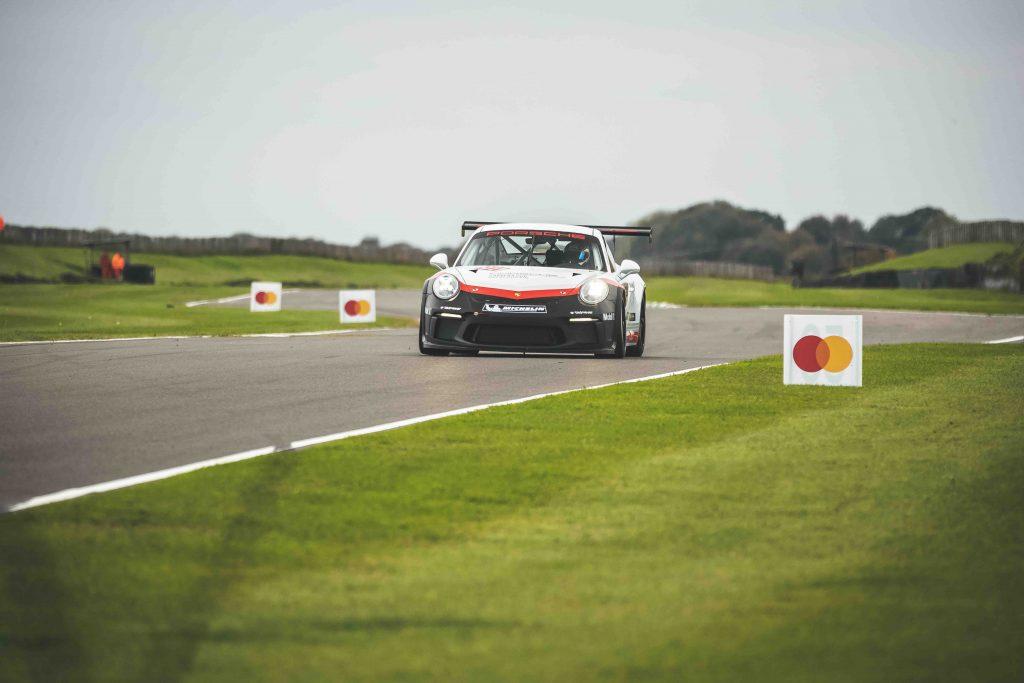 goodwood speedweek porsche front racing action