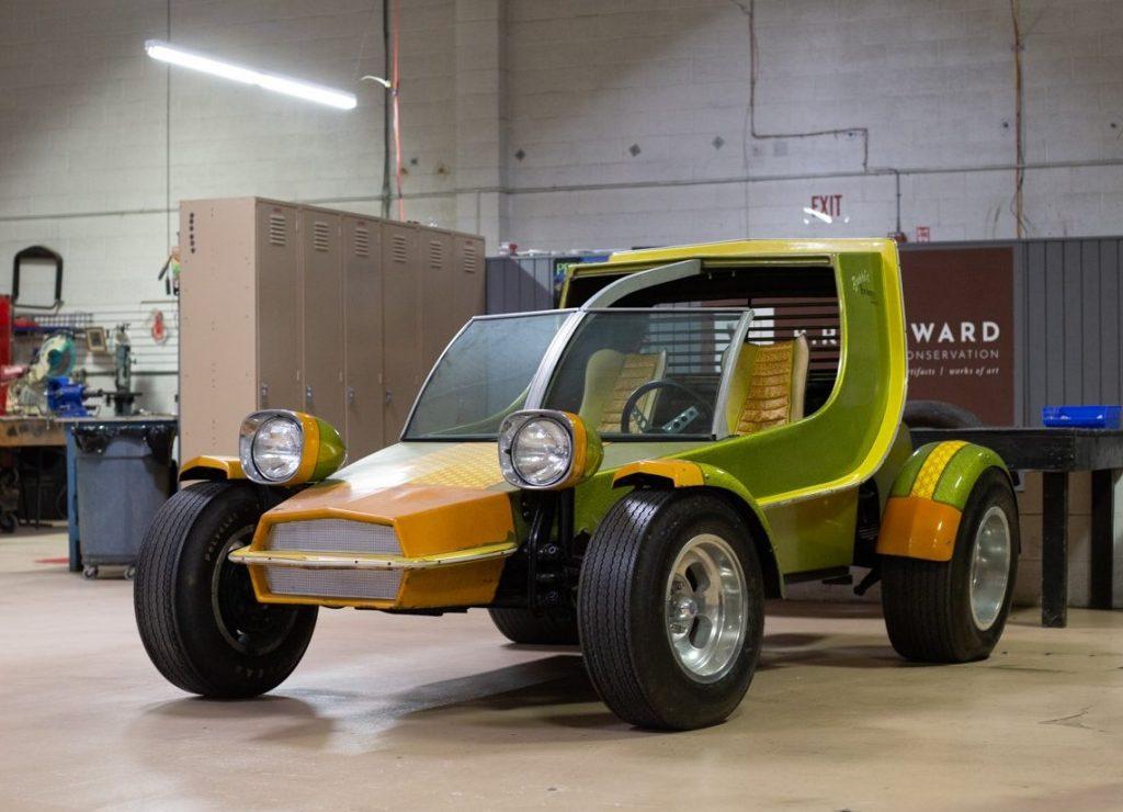 HVA - The Conservator's Mindset - 1971 Barris Fun Buggy Phase II