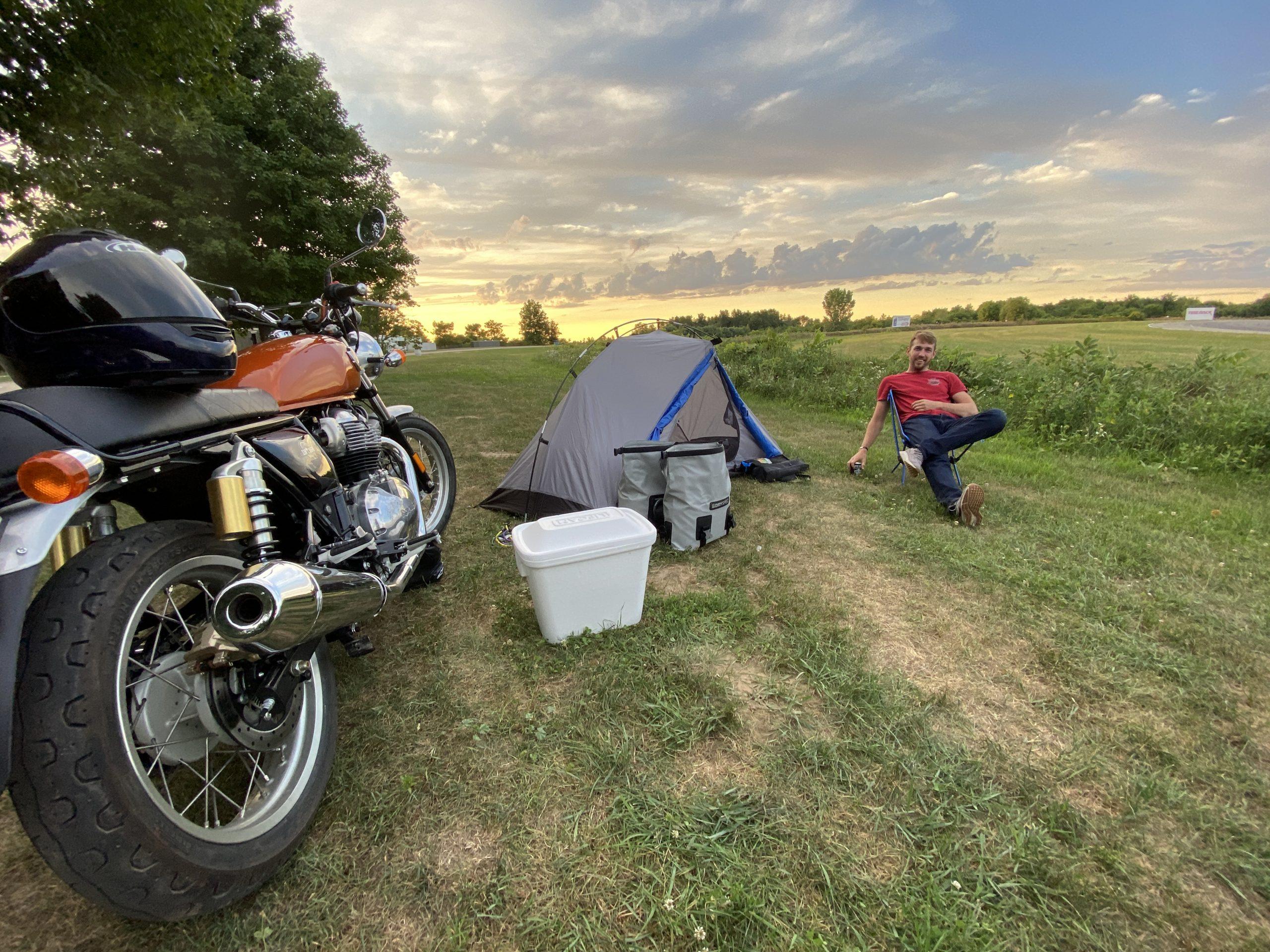 gingerman moto camp