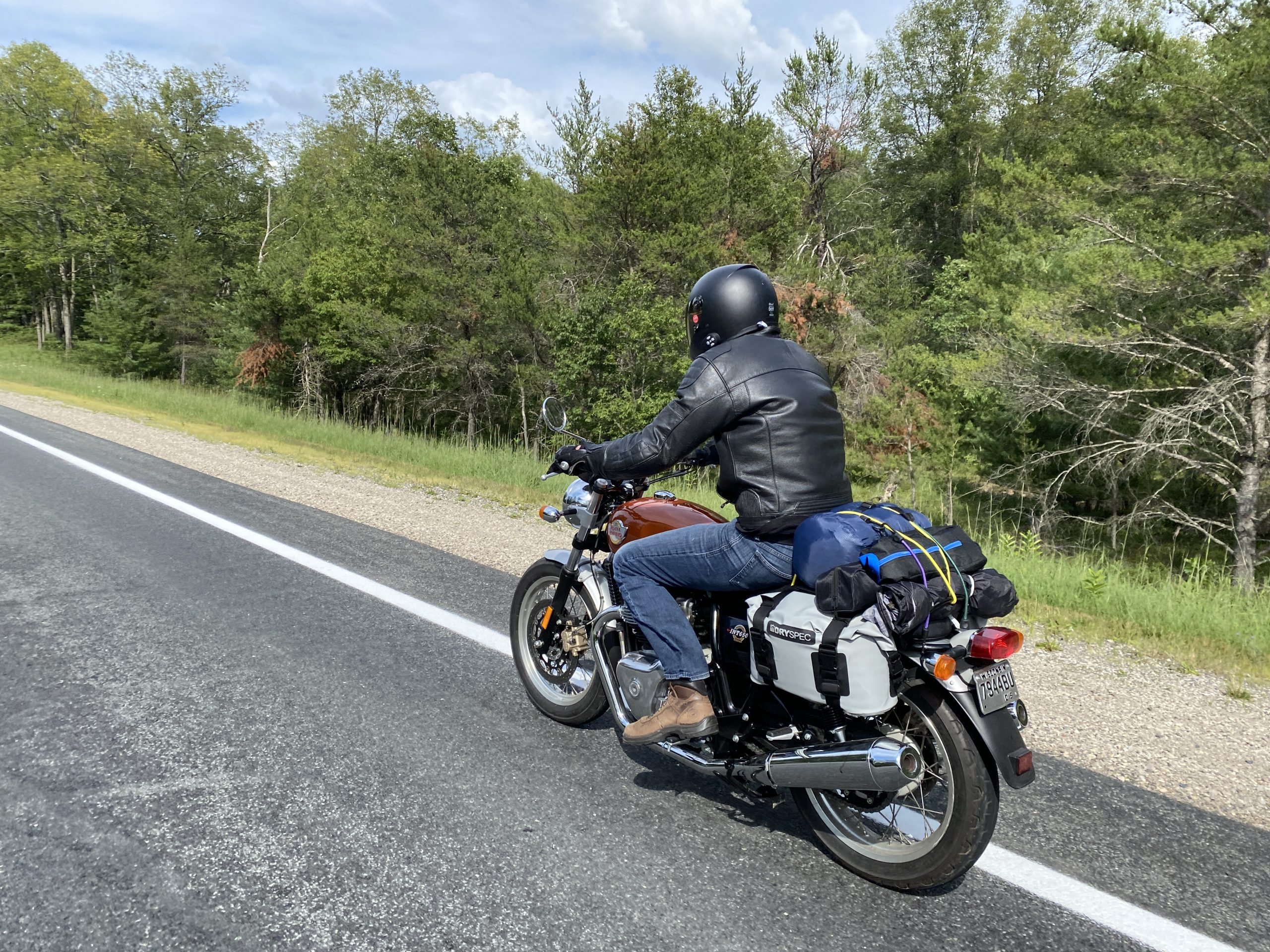 gingerman moto trip RE on the road 3