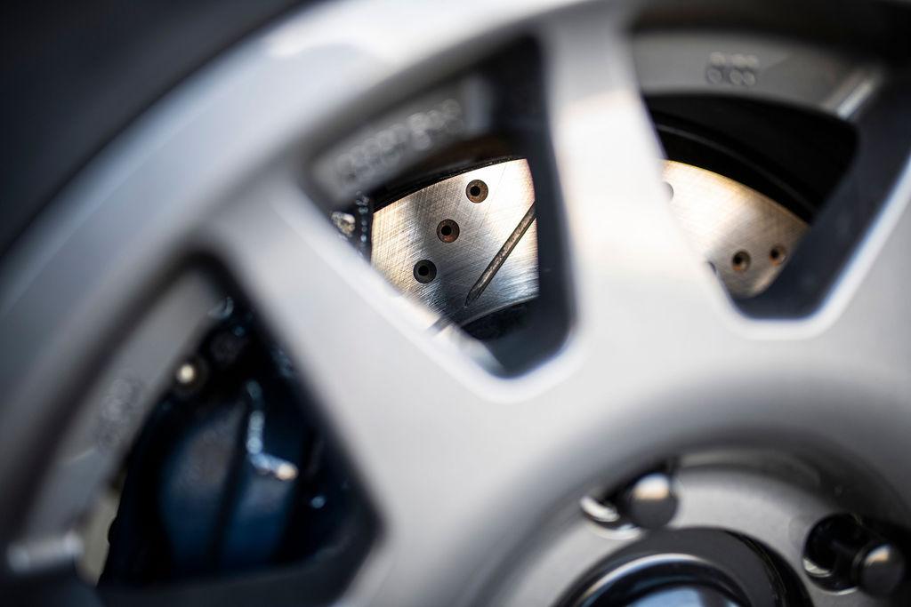 Lexus J201 Concept brake rotors