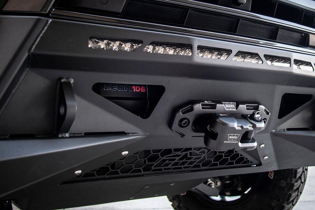 Lexus J201 Concept winch