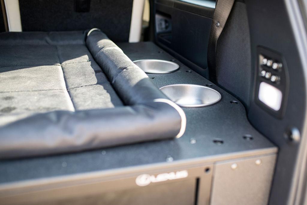 Lexus J201 Concept dog bowls