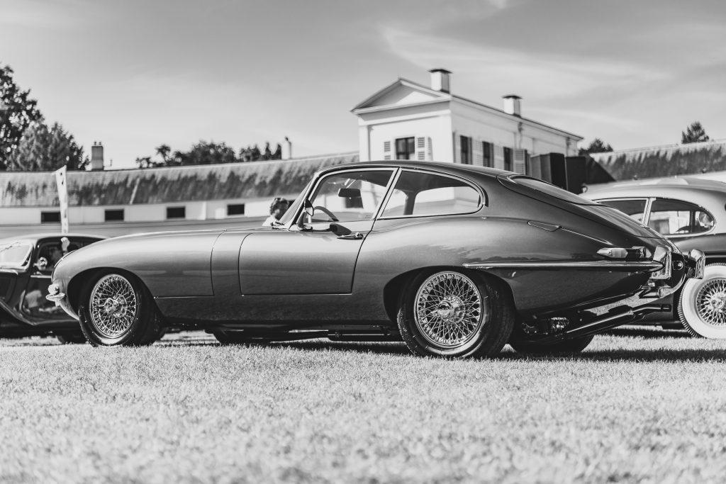 Jaguar E-Type 3.8 Series I FHC Concours d'Elegance