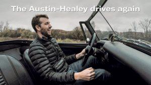 The Austin-Healey drives again!   Kyle's Garage – Episode 17