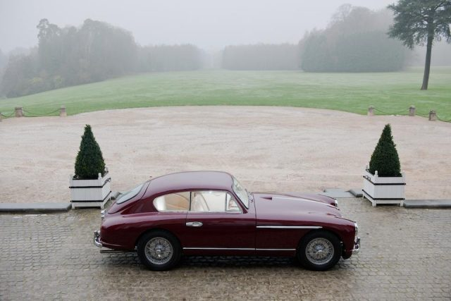 King Baudouins Aston Martin