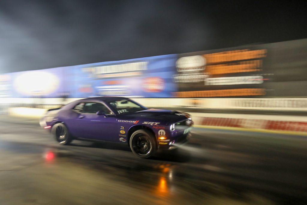 Challenger Scat Pack 1320 launch