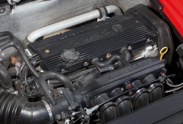 lotus elise s2 rover k engine