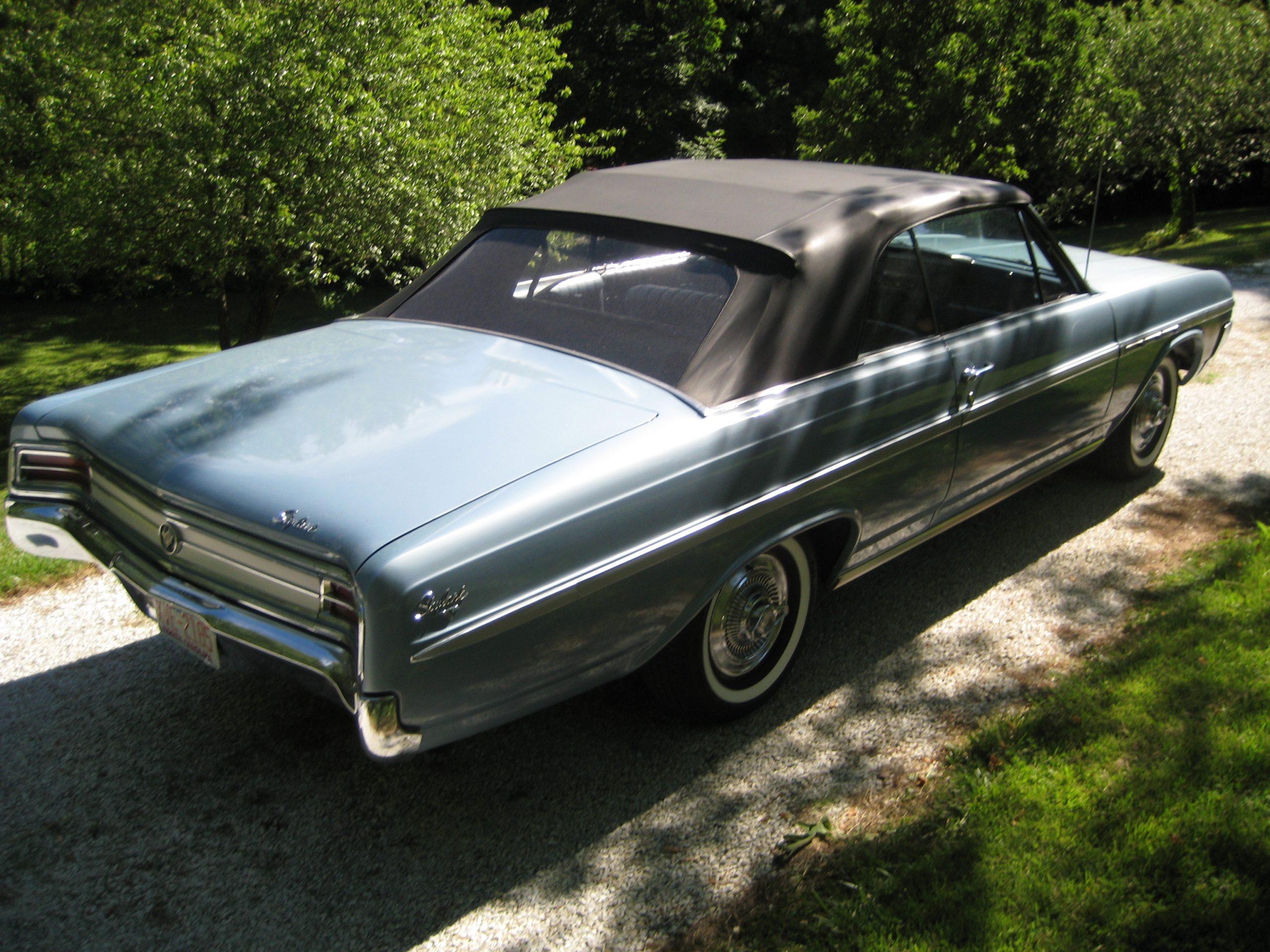 Buick Skylark rear three-quarter