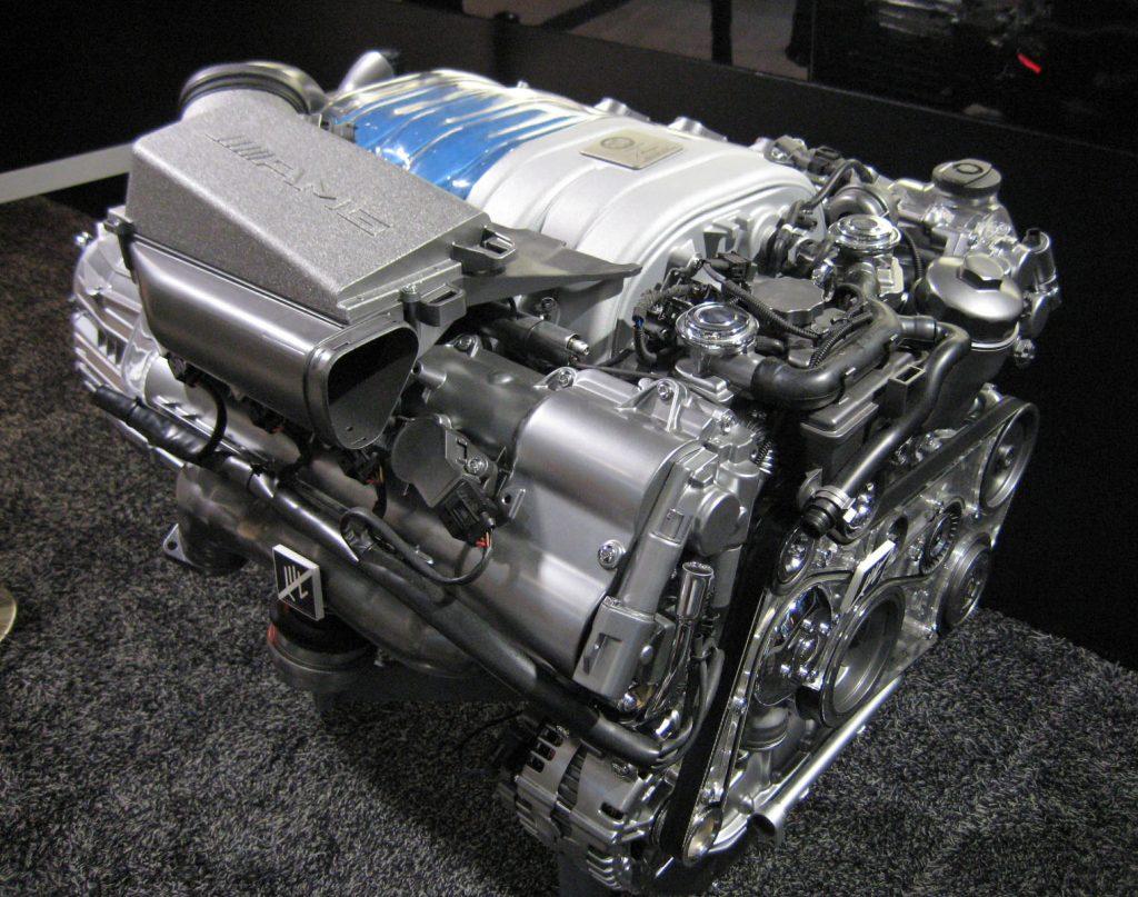 Mercedes-Benz AMG M156 engine