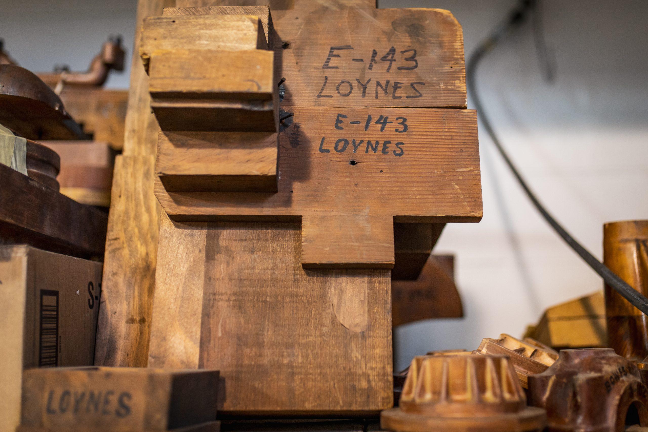 vintage loyne parts