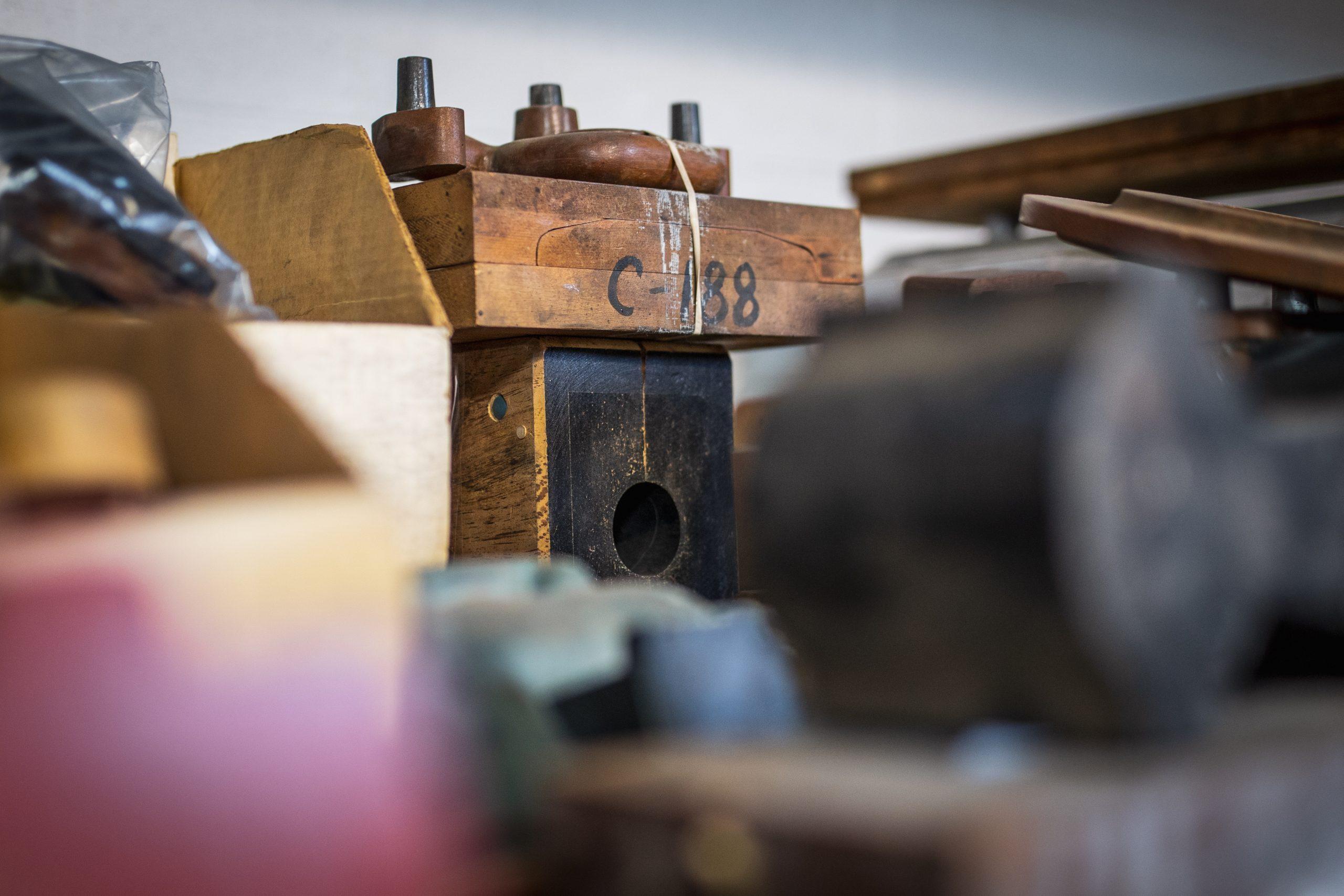 vintage miller parts