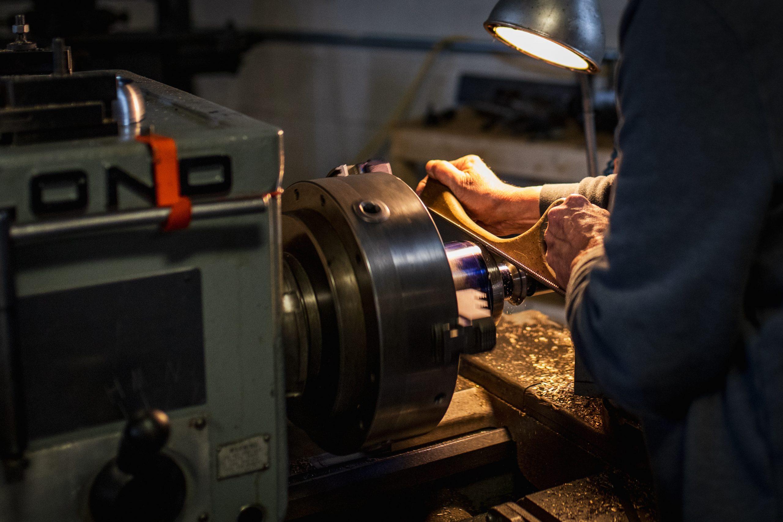 vintage machine shop fine tuning