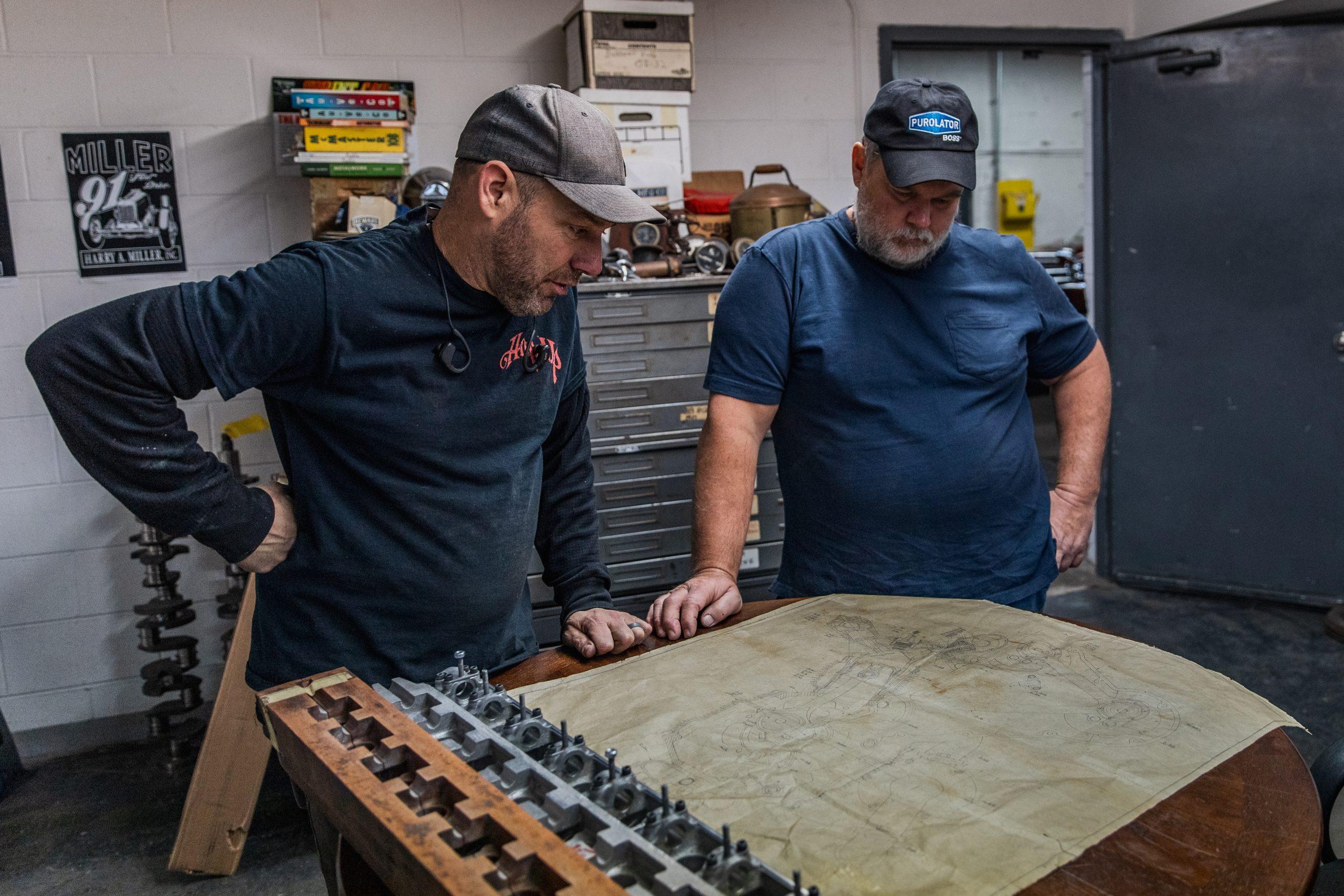 fabricators overlook mechanical drawing