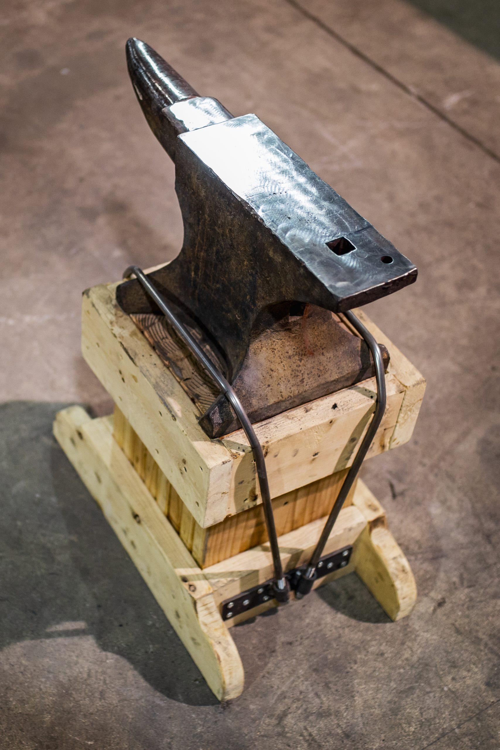 machine shop anvil