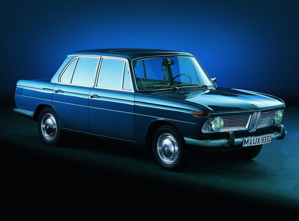 1962 bmw 1500 front three-quarter