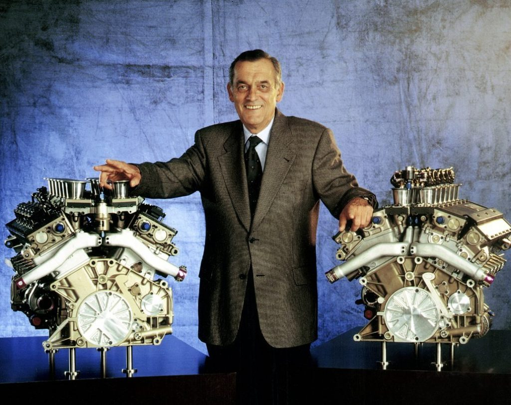Rosche with bmw engines