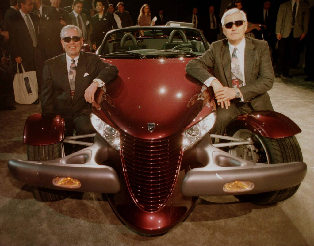 Plymouth Prowler Eaton and Lutz Crop