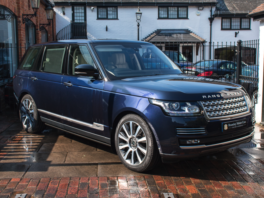 Prince Philip Range Rover