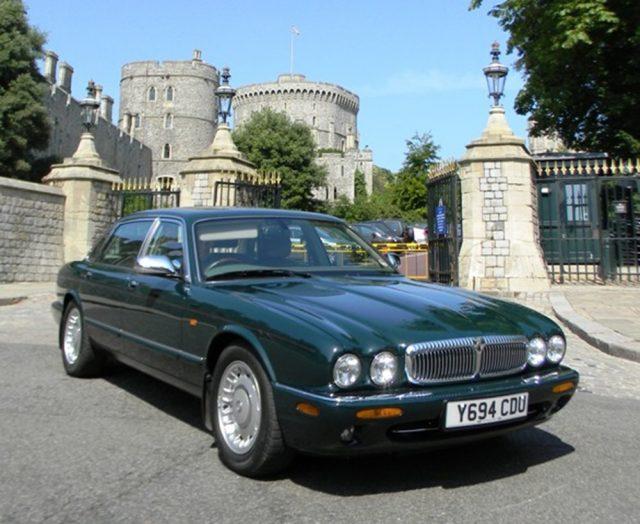 Queen's Daimler